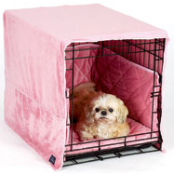 Luxury Plush Pet Cratewear Sets