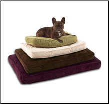 Sleep Ezz Plush Orthopedic Dog Bed - Ortho Bliss